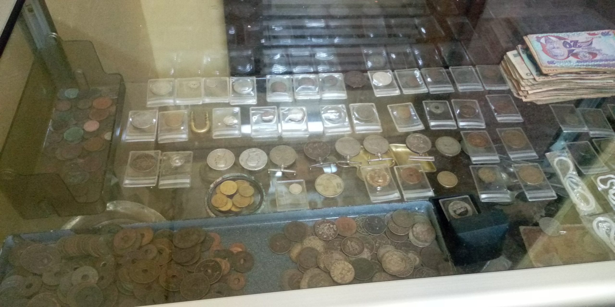 Money Museum (Old coins&notes Buyers and Sellers)